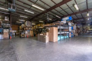 Secure, commercial storage for your business